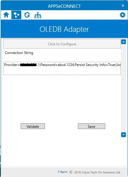 OledbAdapter-OP-ConnectionString