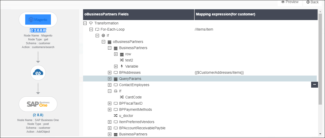 Xpath Mapping Processflow1